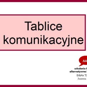 Tablice komunikacyjne