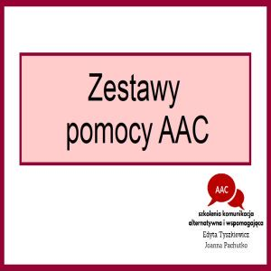 Zestaw pomocy AAC