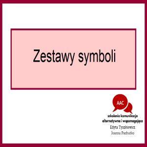 Zestawy symboli