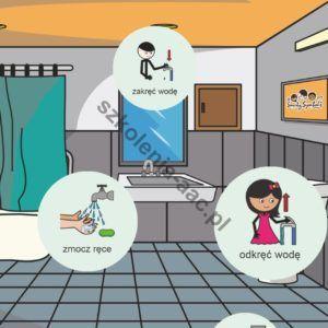 ręcznik myć ręce