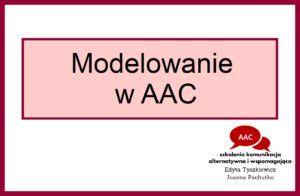 modelowania w AAC
