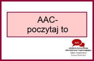 AAC poczytaj to