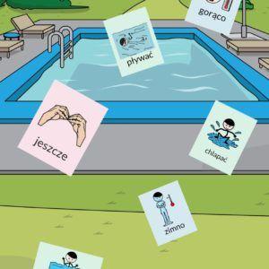 ręcznik basen