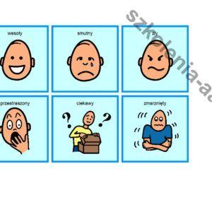 memo emocje