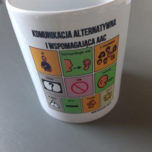 Kubek porcelanowy Jaka jest Twoja moc? szkolenia-aac.pl